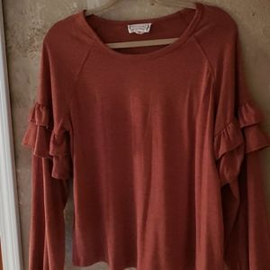 Loveriche beautiful sleeved dressy top